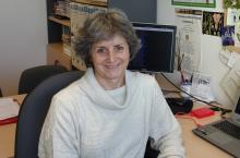 Пилар Каталан – член-корреспондент Ботанического общества Америки